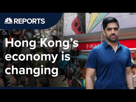 What Hong Kong's protests mean for business | CNBC Reports