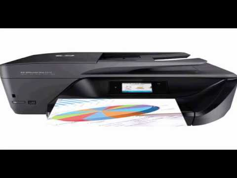 Fixing A Paper Jam Hp Officejet Pro 8500a Plus Premium E All In One Printer A910n