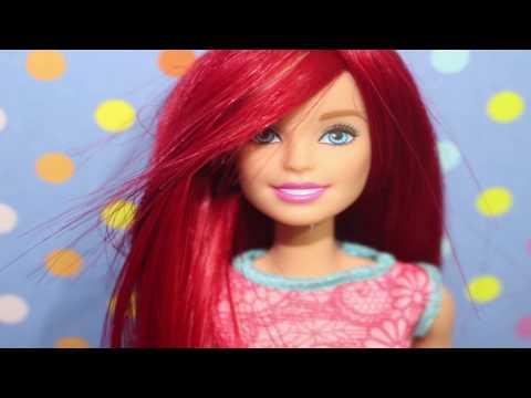 Barbie Peruk Yapımı