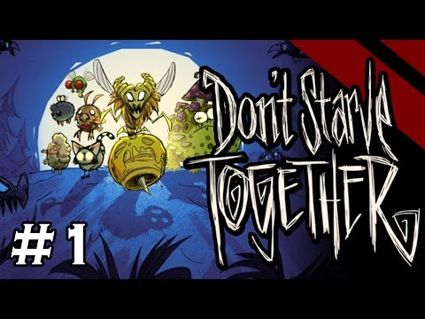 Don't Starve Together - A New Reign Beta (Stream) - Part 1 [S3]