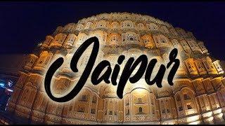Exploring Pink city HD   Jaipur Tour    gopro hero 7   Rajasthan   India