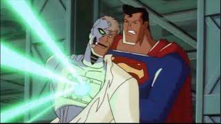 Superman & Steel vs Metallo