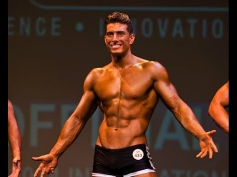 how to train for physique competition