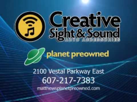 Creative Sight Sound Matthews Auto And Planet Pre Owned In