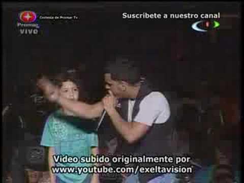 Tito El Bambino - Dejala Volar ( Barquisimeto Top Festival 2008 )