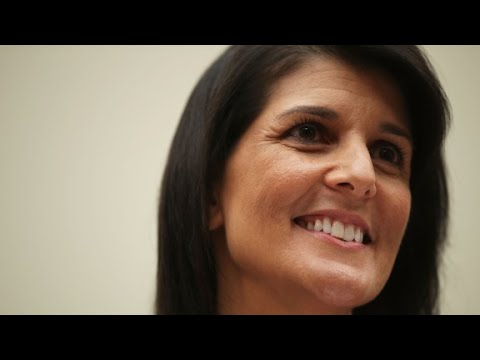 Nikki Haley 'State of the Union' full interview