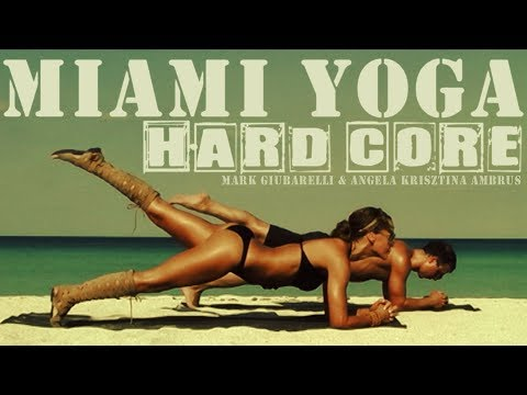 Beach Yoga Perfect Workout 35 minutes - no music