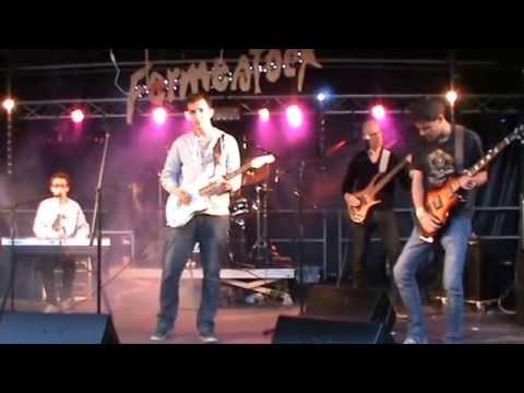 Fools - By Shape - Live Fermestock Festival 2014 - Shape Rock Nivelles