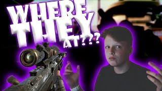 Where Are The Trickshotters At???!
