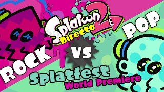 DIRECTO SPLATOON 2 PARA NINTENDO SWITCH | ROCK VS POP | SPLATOON 2 SPLATFEST WORLD PREMIERE thumbnail