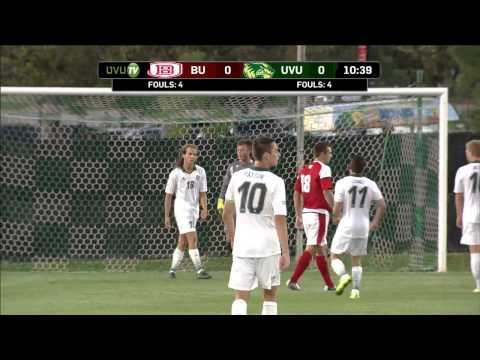 NCAA Soccer: Bradley University at Utah Valley University