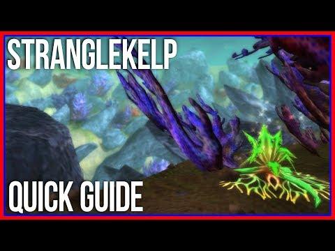 Stranglekelp Farming (and How to Farm Underwater)