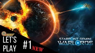 Lets Play Starpoint Gemini Warlords - Episode 1