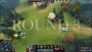 Phantom Lancer vs Naga Siren / Фантом Лансер против Нага Сирены