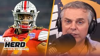 Colin Cowherd unveils his 1st 2020 NFL mock draft | THE HERD