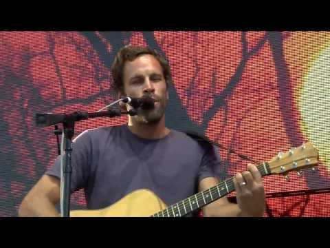 Jack Johnson - Flake (Live at Farm Aid 30)