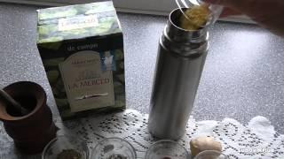 Чай энергетический Напиток энергетический Видео рецепт