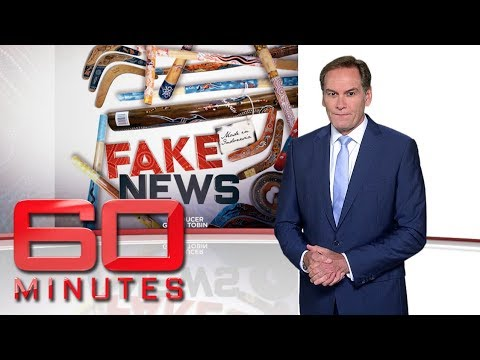 Fake News: Part One - One of Australia's greatest icons handmade in... Bali? | 60 Minutes Australia