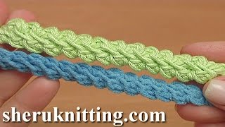 How to Crochet Cord Tutorial 101