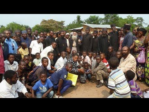 Orthodox Christianity in Congo Documentary