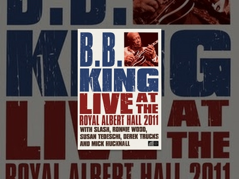 BB King:  at the Royal Albert Hall