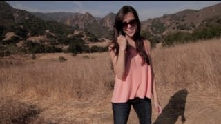 Repeat youtube video Live While We're Young - One Direction (cover) Megan Nicole