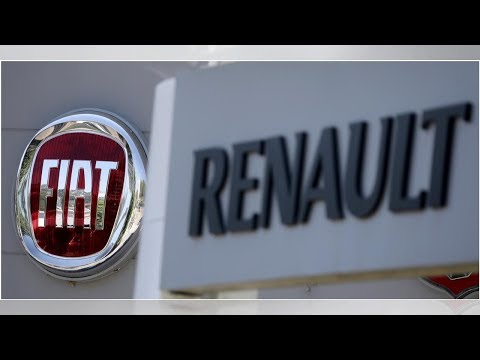 Fiat Chrysler withdrawing its $35 billion merger offer for Renault