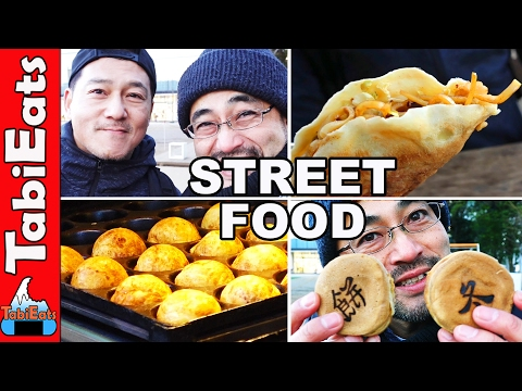 Epic Japanese Street Food in Nakano