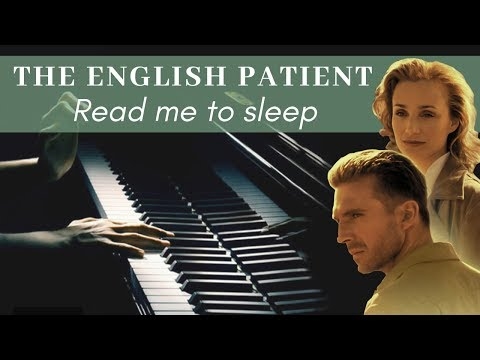 Gabriel Yared - The English Patient (Read me to sleep) (Piano cover by Pibyal)