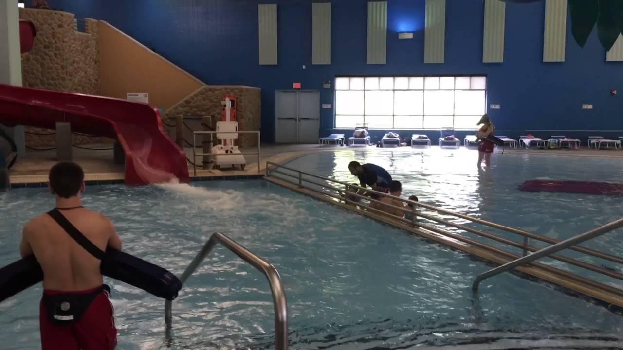 Shamburg Water Works Indoor Park
