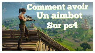 [TUTO] How to have a Fortnite 'Aimbot' on Ps4 (help with aiming improves)