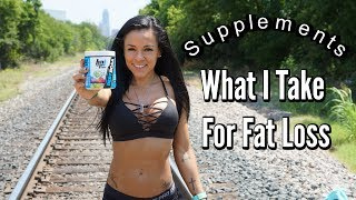My Supplement Routine//What to Take for Fat Loss/Lean Gains