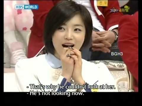 Wonjun (M4) Proposes to Eunjung (T-ara)