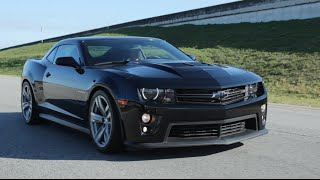Camaro ZL1 Review!