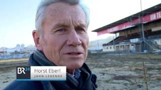 Traditionsstadion des SSV Jahn Regensburg wird abgerissen   BR24