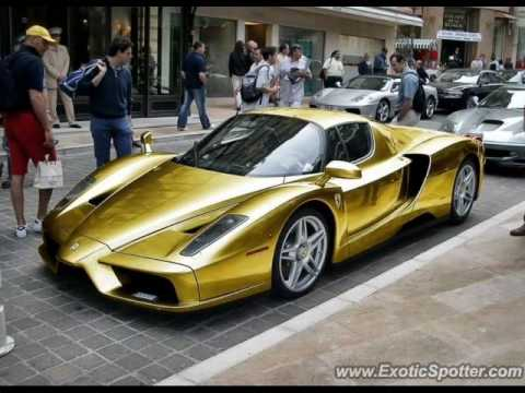 Arab money , Arab cars