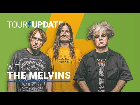Tour Update: The Melvins Do As Many Odd Tunings As Possible   Setlist.fm