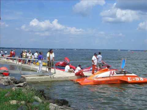 Boat Racing - Morgan City, LA  APBA sanctioned event