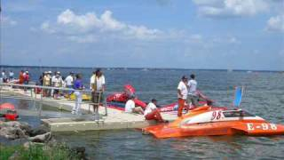 Boat Racing - Morgan City, LA  APBA sanctioned event