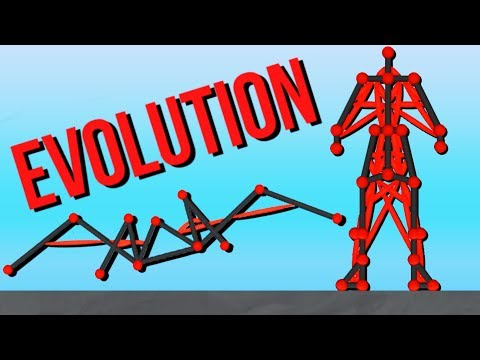 Evolving a Human! - Evolution Simulator