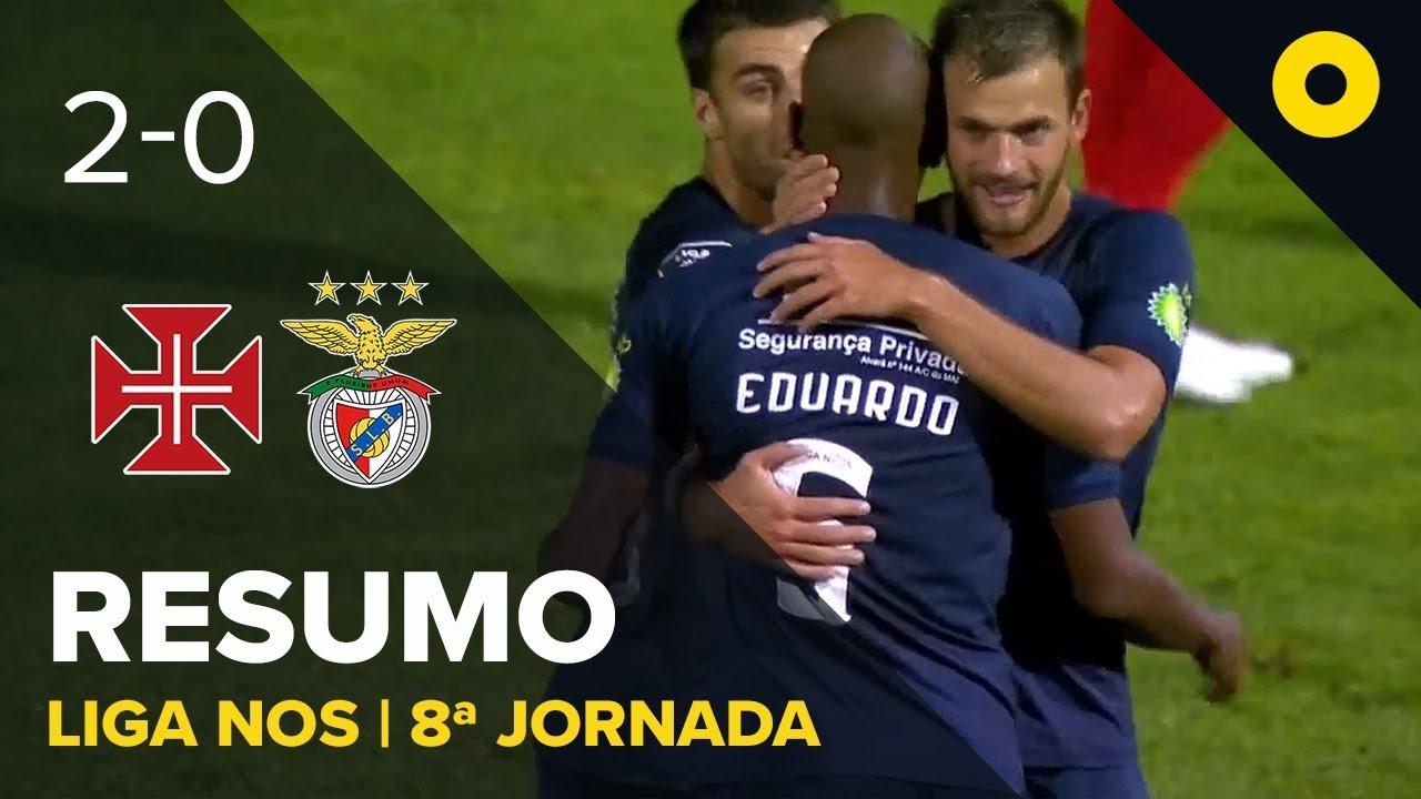 Resumo Benfica: Belenenses 2-0 Benfica - Resumo