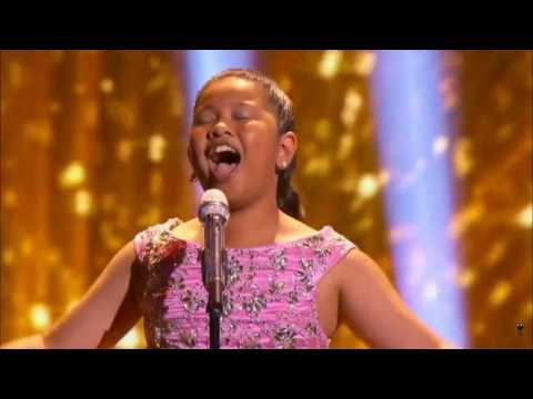 Little Big Shots - 12-Year-Old Crushes Sia's
