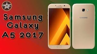 Samsung Galaxy A5 (2017) Обзор трендового телефона