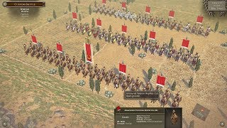 Field of Glory II Immortal Fire Gameplay (PC)
