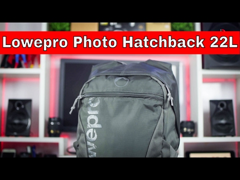 Best Camera Bag - Lowepro Photo Hatchback 22L AW
