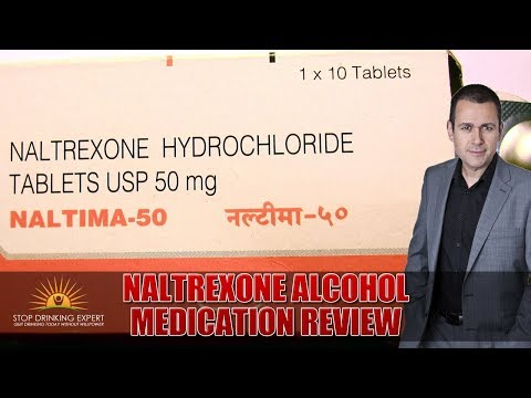 Naltrexone Alcohol Medication - Does It Help Stop Drinking?