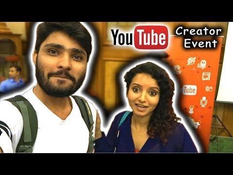 YouTube Creator Event Gujarat 2017 - YouTube Gujarati Day -
