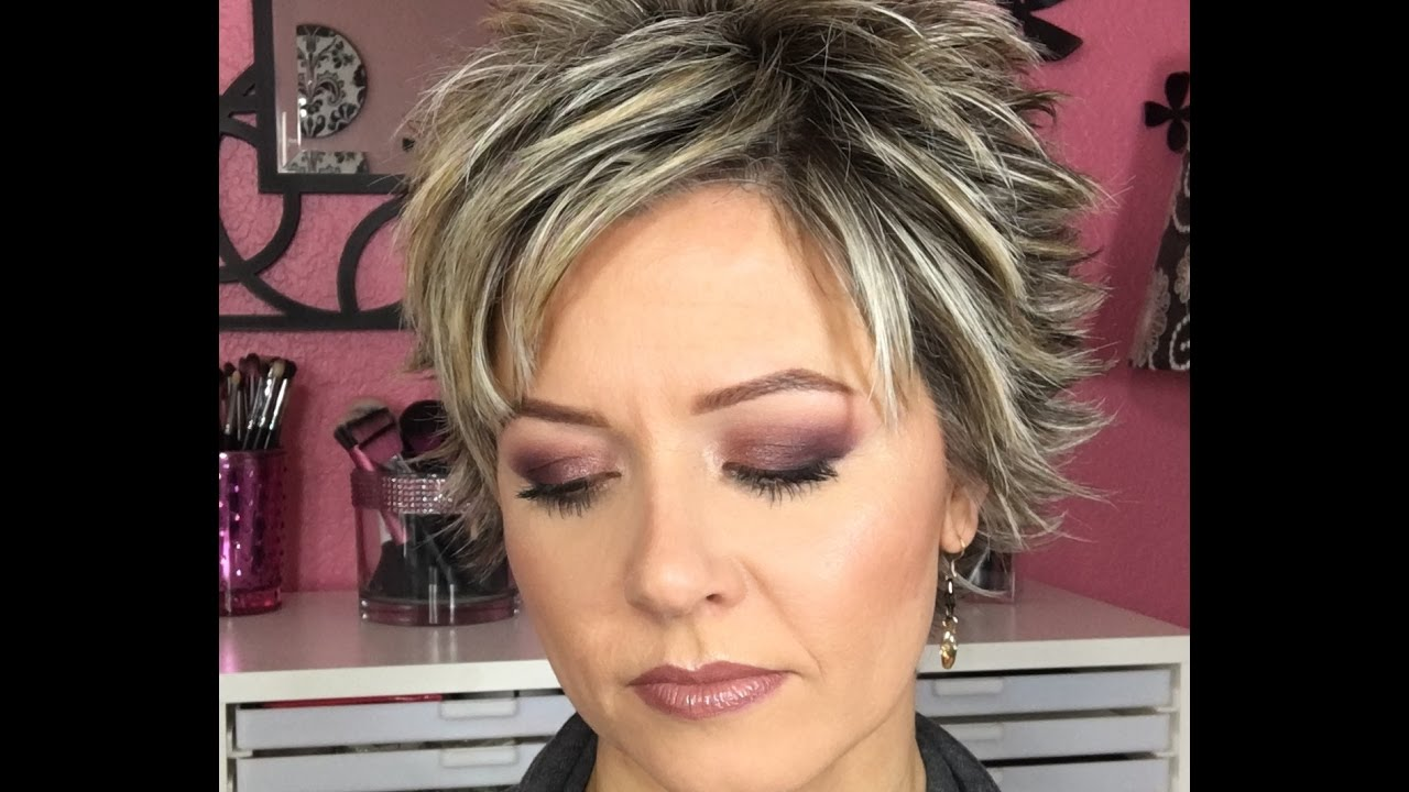 Stila Perfect Me Tutorial Makeup Look For Green Amp Blue
