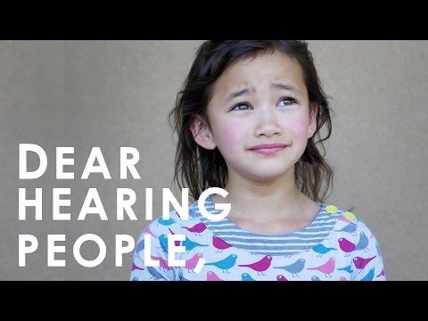 Dear Hearing People - A Film By Sarah Snow & Jules Dameron