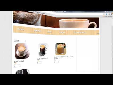 Create a website with ASP.Net - Part 5 Webshop (1/2) Travel Video